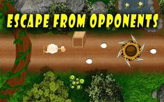 Chicken Run Game free to download https://play.google.com/store/apps/details?id=com.gamelezend.chickenrun Chicken Run game is more entertainment fun game. Chicken lost some eggs, you have to find and help for collect the eggs. Opponents will attack in your journey, escape from them. You have to jump some restricted arias. Your journey was four different levels. Cool environment play aria. Your egg collection is your score. Submit your score on leader board.