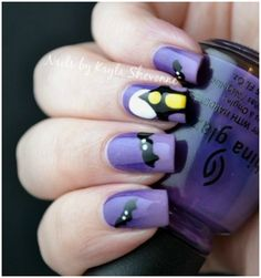 6 Halloween Nail Art Finds#Nails #Nail Art # Halloween #Beauty