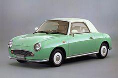 Nissan Figaro. Swoon!