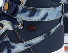 "Nike Air Force 1 '07 High ""Denim"""