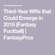 7 Best Fantasy Football 2018 images | Fantasy Football