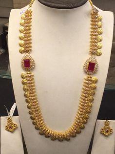 80 GMs long necklace Kas