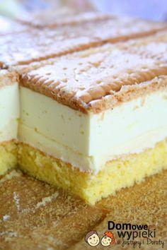 Pineapple Coconut Bread, Hungarian Cake, Polish Recipes, Polish Food, Sponge Cake, Summer Desserts, How Sweet Eats, Cheesecakes, Creme