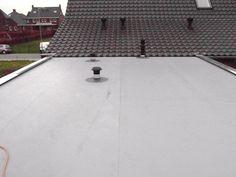 strak kunststof dak, de dakbedekking van de toekomst!