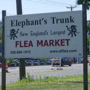 New Milford - love this flea market!