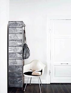 Un appartement au style loft (via Bloglovin.com )
