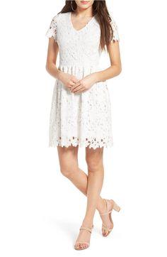 49cbc9448de1  55 Dee Elly Lace Skater Dress Preference Night