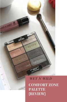 Wet n Wild Comfort Zone Palette {Review} ⋆ An Ordinary Gal