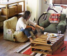 アウトプットライフ コンプレッションガーデンソファ OUTPUT LIFE Compression Garden Sofa | OUTPUT LIFE | plywood(プライウッド)