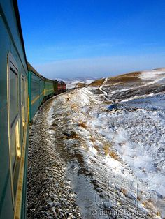 Can't wait until my Russian is good enough to travel on the Trans-Siberian Railway!!