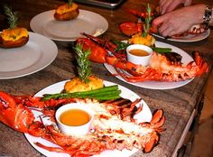 How much I miss this one! SPECIAL LOBSTER MENU @ Jewel Cafe