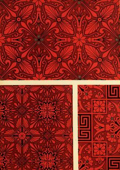 Greek Floral Pattern Greek Inspired Floral Patterns