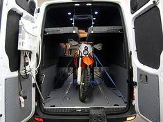 Van conversion options from Vanworks in Fort Collins