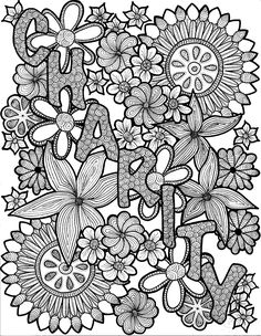 319 Best Inspirational Coloring Images Coloring Pages Coloring
