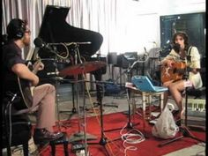 """The Ghost of a Saber Tooth Tiger """"Rainbows In Gasoline"""" on WNYC's Spinni..."""