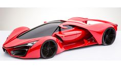 The Designer of the Ferrari F80 Concept Opens Up on His Internet Sensation [Q&A] | Automobiles