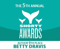 Placed #9 in 2013 SHORTY AWARDS (author category).