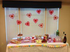 I Heart Valentine's Day Party - www.pinit-blog.com