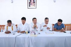 Sesiona en el Istmo la Comisión para la Reconstrucción de Oaxaca