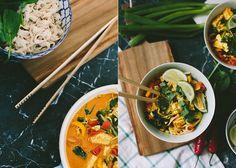 Curry met fair trade rijstnoedels – met winactie