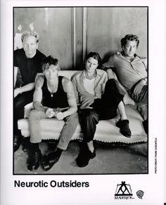 #NeuroticOutsiders #SEXPISTOLS #GUNSNROSES #DURANDURAN