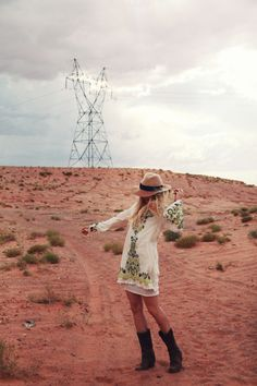 The Rancher's Daughter: Desert Chic