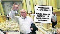 Memes por reunión de Víctor Andrés García Belaunde con Ollanta Humala
