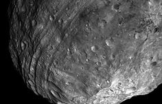 Asteroid 4-Vesta from DAWN.