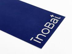 InoBat vizitky | digitálna tlač + soft touch lamino + digitálna strieborná razba Office Supplies, Notebook, Touch, The Notebook, Exercise Book, Notebooks
