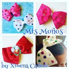 Mis Moños By Ximena Cañedo @ximenitabows