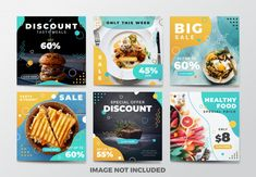 Discover thousands of Premium vectors available in AI and EPS formats Food Design, Food Graphic Design, Food Poster Design, Menu Design, Banner Design, Food Banner, Web Banner, Sale Banner, Banner Template