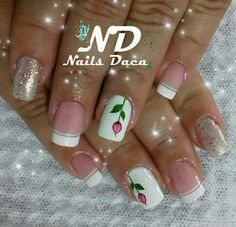 Mani Pedi, Pedicure, Crazy Nails, Silver Nails, Short Nails, Natural Nails, Pretty Nails, Gel Nails, Nail Designs