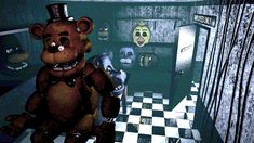 five nights at freddys