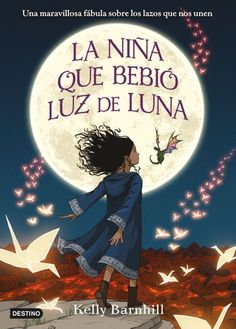 """Read """"The Girl Who Drank the Moon (Winner of the 2017 Newbery Medal)"""" by Kelly Barnhill available from Rakuten Kobo. **Winner of the 2017 Newbery Award The New York Times Bestseller An Entertainment Weekly Best Middle Grade Book of 2016 . Newbery Award, Newbery Medal, Good Books, Books To Read, My Books, Kubo And The Two Strings, Bon Film, Books 2016, 2017 Books"""