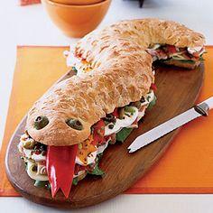 Pane e fantasia, è di scena il funny sandwich