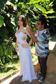 Vestido Eduardo Ferreira