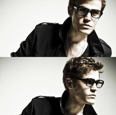 Paul Wesley. The definition of perfection. Your argument is invalid.