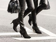 BOOTIE Fall Winter 2015, Knee Boots, Booty, Heels, Fashion, Fashion Styles, Branding, Heel, Moda