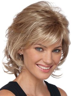 Angela Synthetic Pure Stretch Cap Wig by Estetica Designs