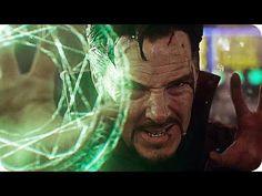 Marvel's DOCTOR STRANGE Trailer 2 (2016) - YouTube