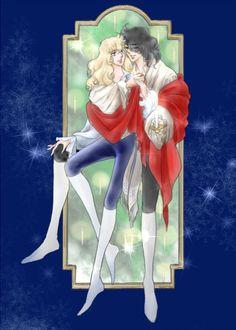 In the mirror Lady Oscar, Cartoon Characters, Fictional Characters, Princess Zelda, Disney Princess, Light And Shadow, Anime Love, Manga Anime, Character Design