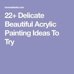 Delicate Beautiful Acrylic Painting Ideas To Try Acrylic Tips, Acrylic Painting Techniques, Painting Videos, Acrylic Art, Acrylic Paintings, Art Techniques, Acrylic Colors, Art Paintings, Acrylic Painting Tutorials