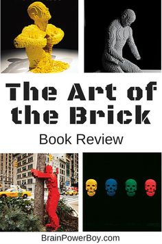 Find out all about The Art of the Brick. A very interesting book that all LEGO fans should see.