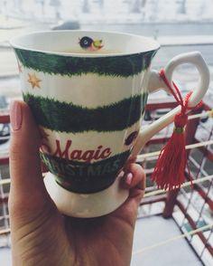 #winter #cappuccino ❤️