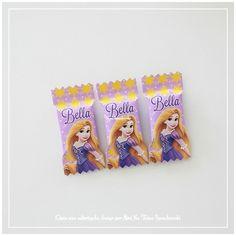 50 Balas Rapunzel Enrolados