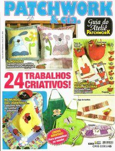 22 Guia do ateliê -Patchwork n. 6 - maria cristina Coelho - Picasa Webalbumok