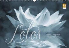 LOTOS - FineArt-Fotografien - CALVENDO Kalender von Thomas Herzog - #calvendo #calvendogold #kalender #fotografie #lotos #fineart #blumen #flowers