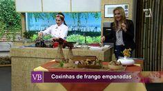 Aprenda a fazer coxinhas de frango empanadas. Siga a gente nas redes sociais! Twitter: @vocebonita Instagram: @vocebonitatv Facebook.com/vocebonitatv Site oficial: www.tvgazeta.com.br/vocebonita