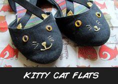 DIY Cat Shoes!!!