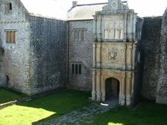 Beaupre Castle - Wales